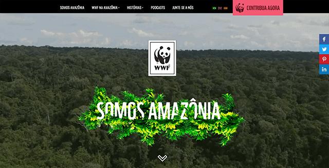 WWF - Somos Amazonia